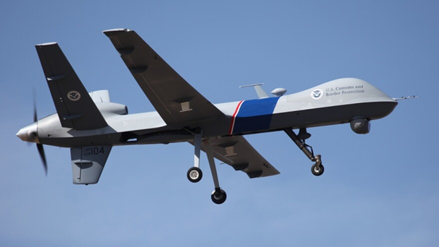 It's going to remain safe for drones in the skies above Deer Trail, Colo.