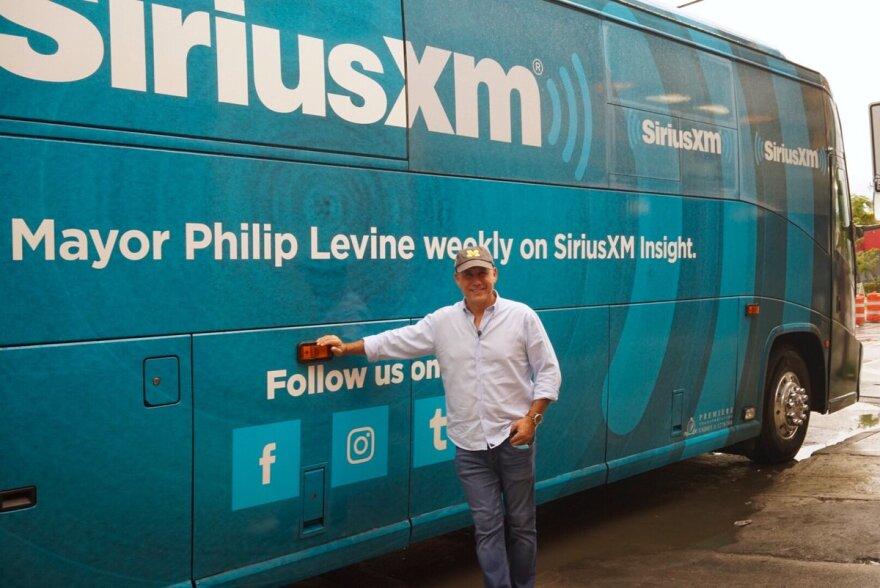 Miami Beach Mayor Philip Levine.