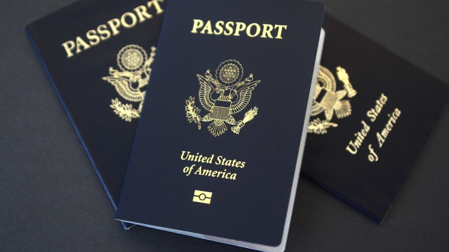 """Visiting the U.S. to have a baby — and secure a U.S. passport for the child — is not """"a legitimate activity for pleasure or of a recreational nature,"""" the State Department says."""