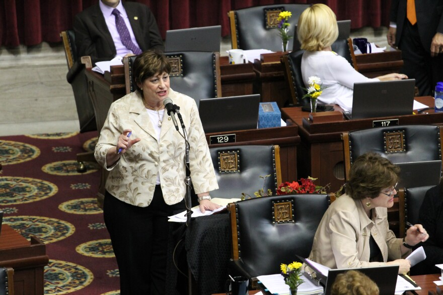State Rep. Jill Schupp, D-Creve Coeur, is locked in a competitive battle against Republican Jay Ashcroft.