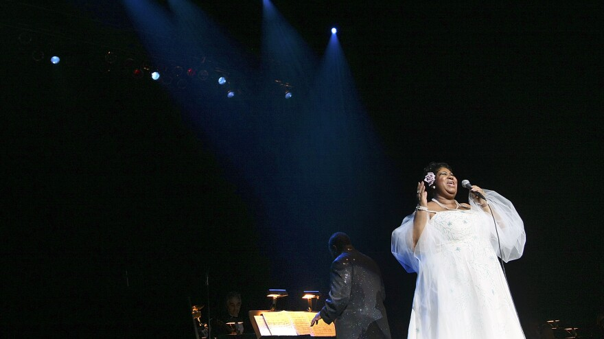 """Aretha Franklin's music regularly disclosed a vulnerability and insecurity residing within the head that wore the """"Queen of Soul"""" crown."""