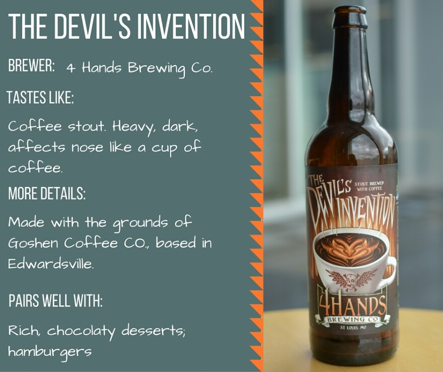 The Devil's Invention by 4 Hands