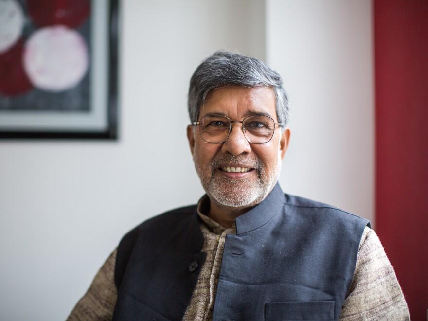 Kailash Satyarthi in Washington, D.C. in June 2017.