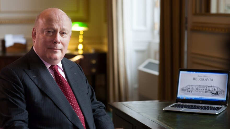 Following in the footsteps of authors like Charles Dickens, Julian Fellowes will release <em>Belgravia</em> as a serial.