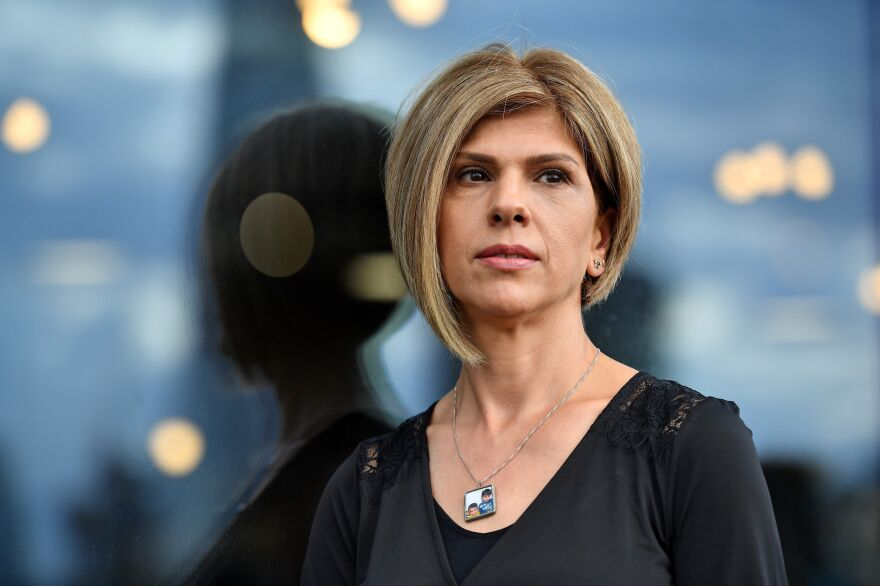 Tima Kurdi is the aunt of Syrian refugee Alan Kurdi, who, along with his brother Ghalib and their mother Rehanna, were found drowned on a Turkish beach in 2015, after the raft they were traveling on capsized.