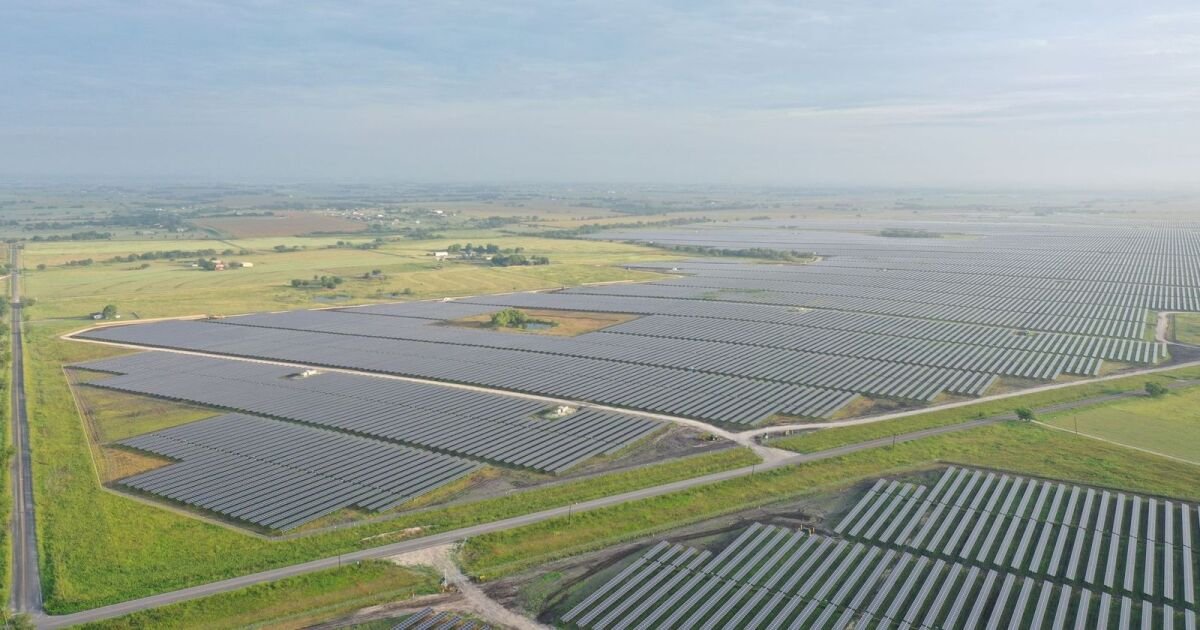 Duke Solar Project In Texas Helps Austin With Its Climate Goals