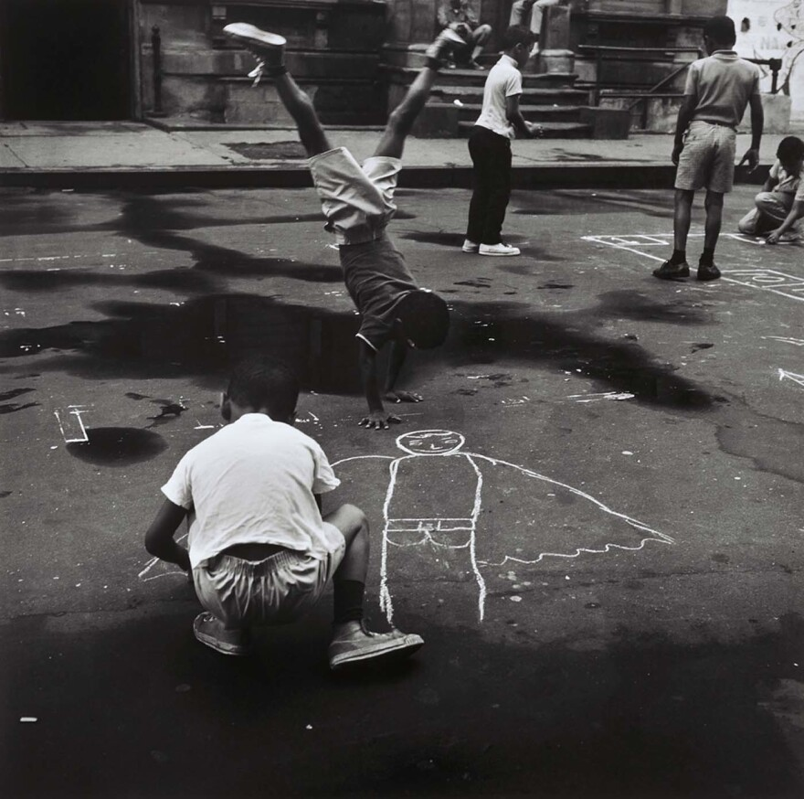 """Children at Play,"" 1965, Printed 2016"