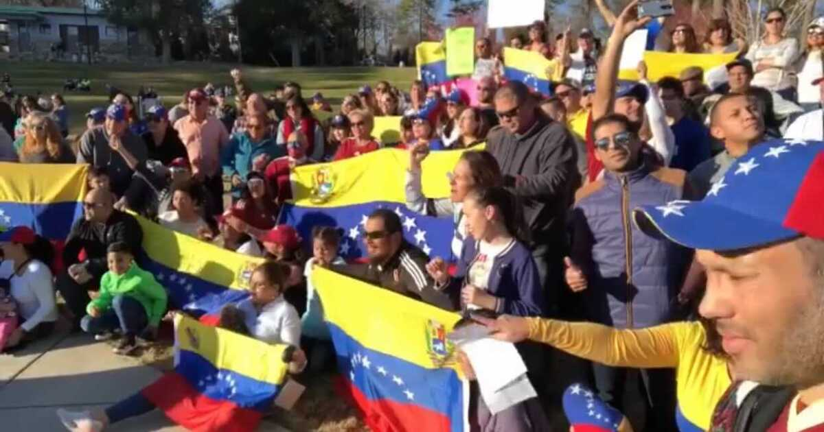 At Least 4,000 Venezuelans In Charlotte Area Now Eligible For Temporary Protected Status