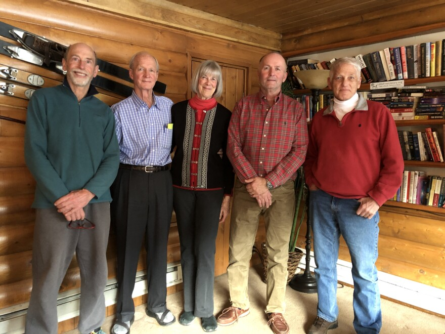 Photo of town advocates.