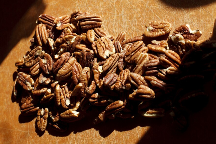 The pecan, the official nut of Texas, will soon be featured in a new marketing campaign.