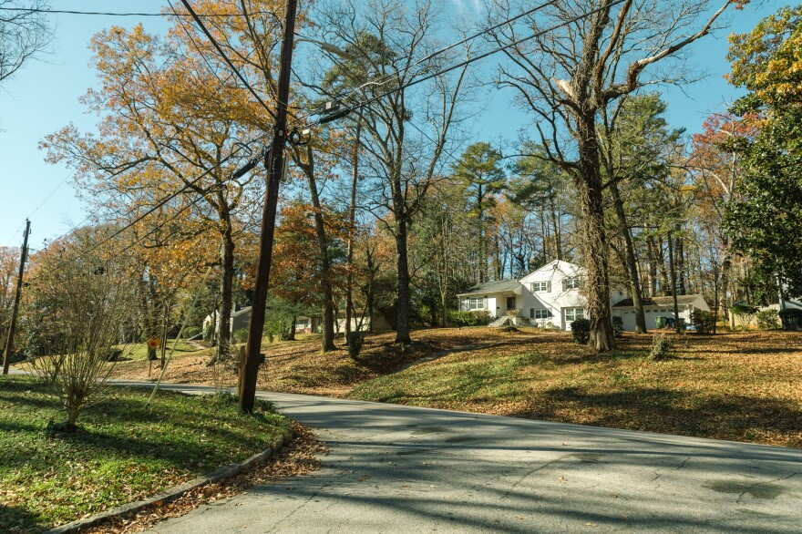 Cascade is a predominantly Black middle-class neighborhood of Atlanta. The area used to be home to notable people including Rep. John Lewis and Hank Aaron.