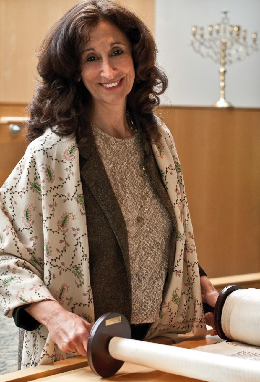 Rabbi Susan Talve said that when the pandemic is over, healing from trauma will be a priority.