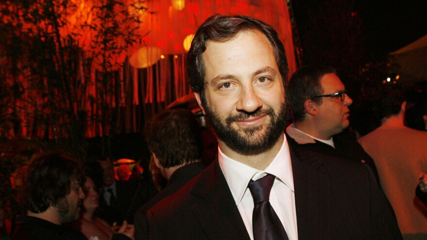Director, writer and producer Judd Apatow has both a new memoir and a new movie right now. <em>Trainwreck, </em>which he directed, is in theaters starting July 17 and <em>Sick in the Head</em> was published in June.