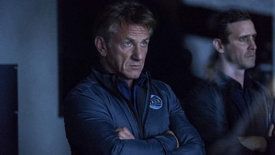Sean Penn plays a veteran astronaut who aspires to go to Mars in the Hulu series <em>The First. </em>