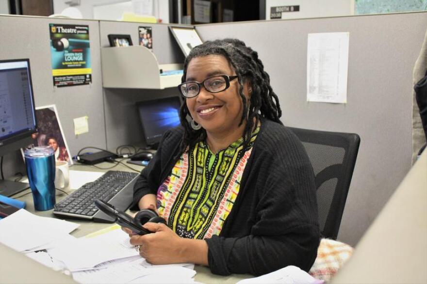 Michelle Tyrene Johnson, a reporter at KCUR in Kansas City, conducted diversity and bias training for employers for more than 15 years.