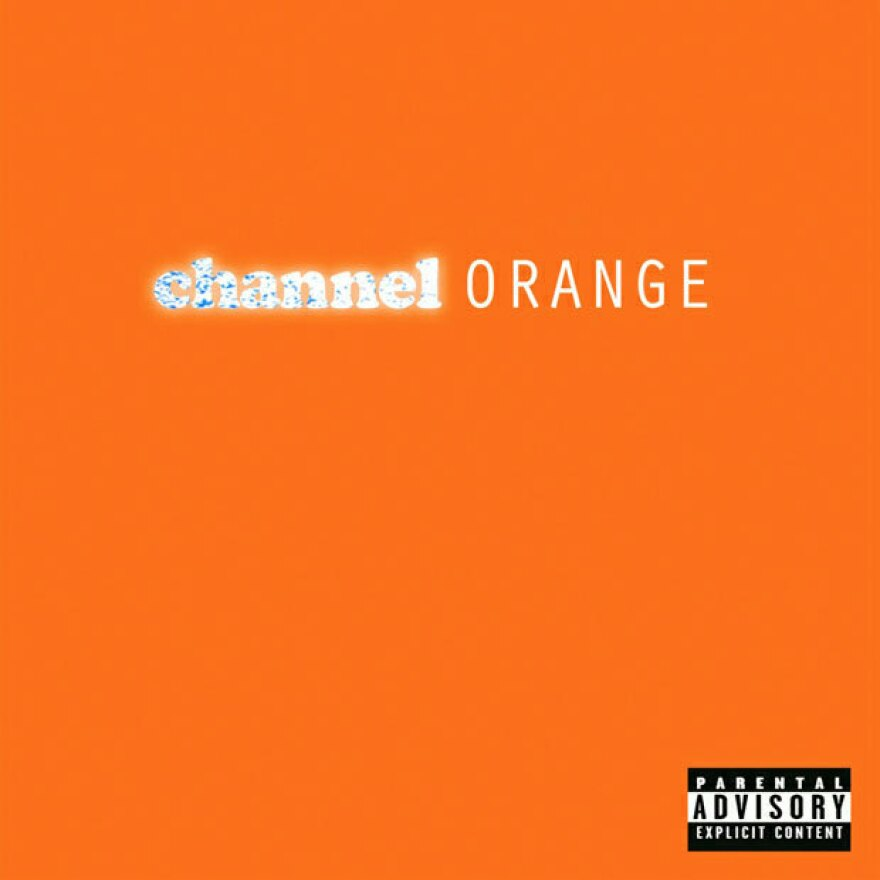 cover for Channel Orange