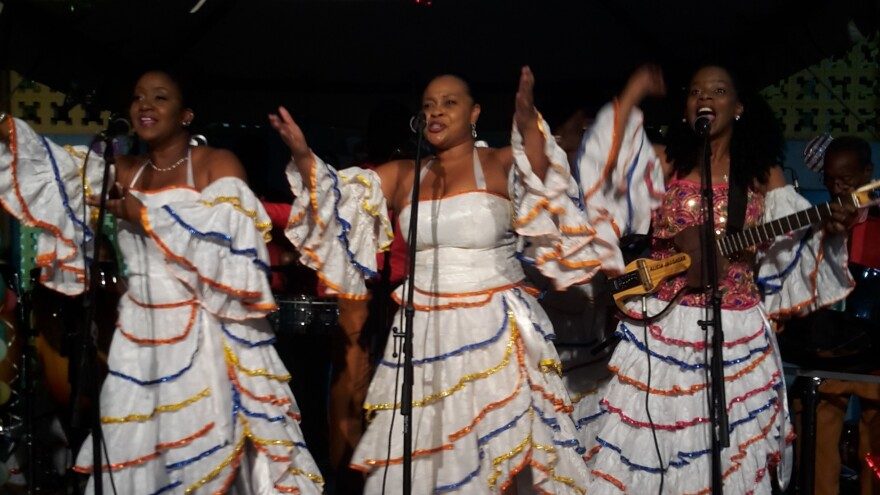 During the months leading up to Christmas, parang music can be heard just about everywhere in Trinidad.