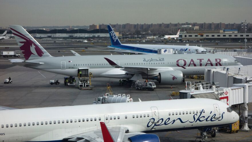 The U.S. announced Wednesday that it had lifted the laptop ban that originally affected nine airlines, including Qatar Airways.