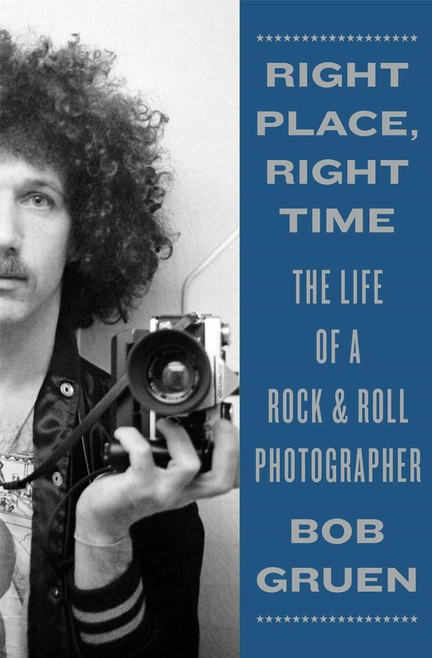 Right Place, Right Time, by Bob Gruen