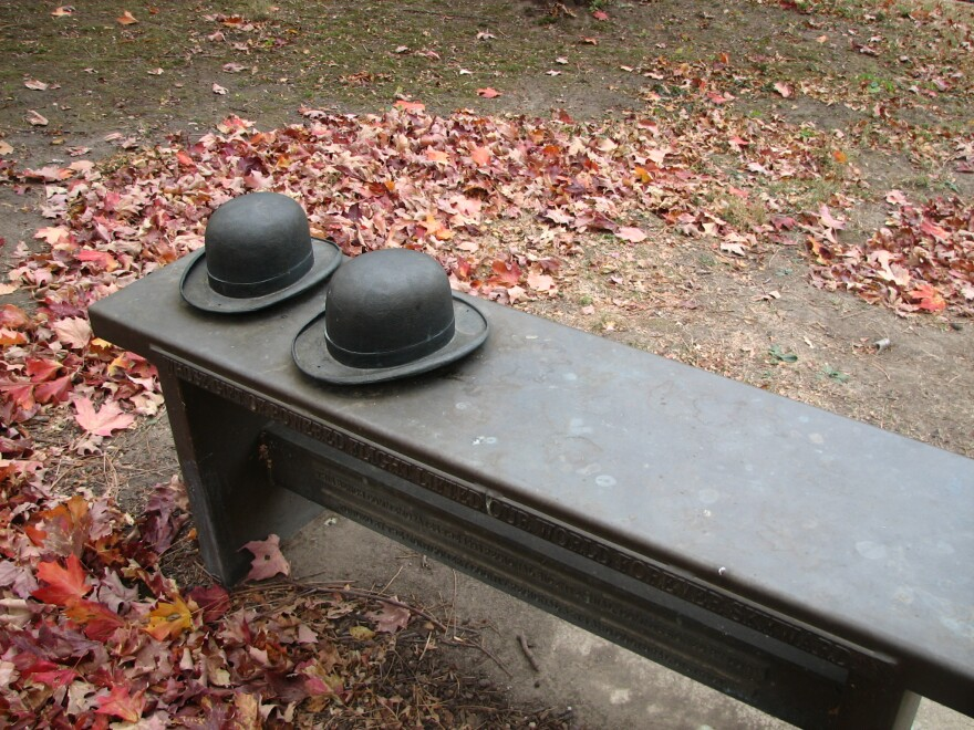 Wright Brothers bench
