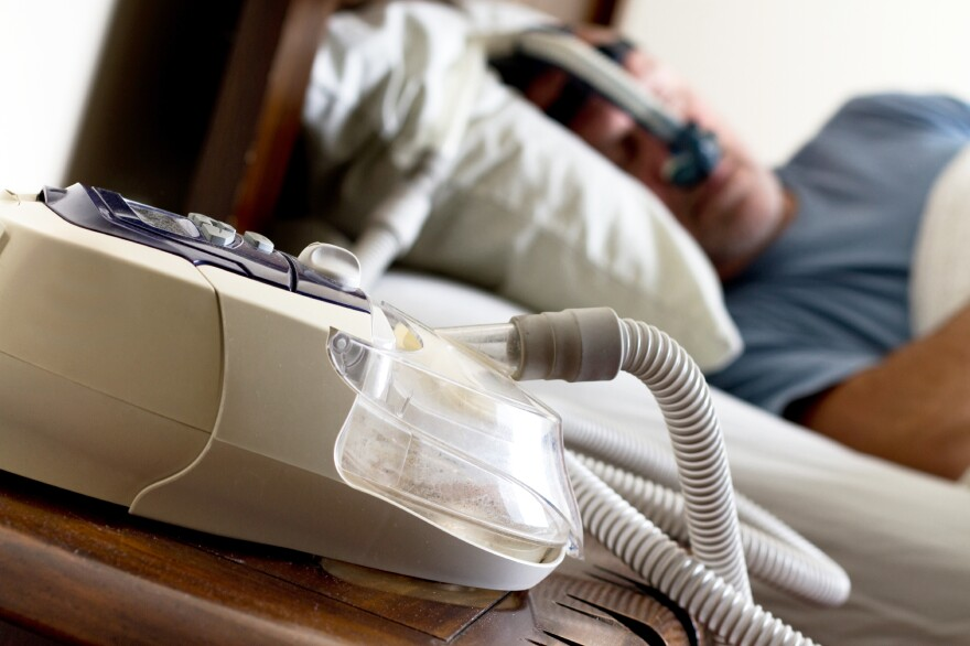 Cholesterol may play a special role in raising the risk of cardiovascular disease in people with sleep apnea.