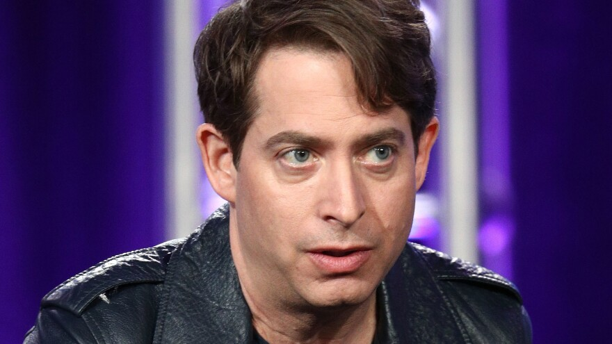 Charlie Walk, former president of Republic Records, left the company after a sexual misconduct investigation. Here, he's speaking on the TV show The Four, where he was a panelist.