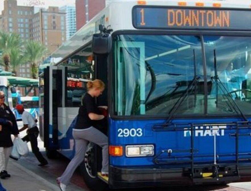 A HART bus