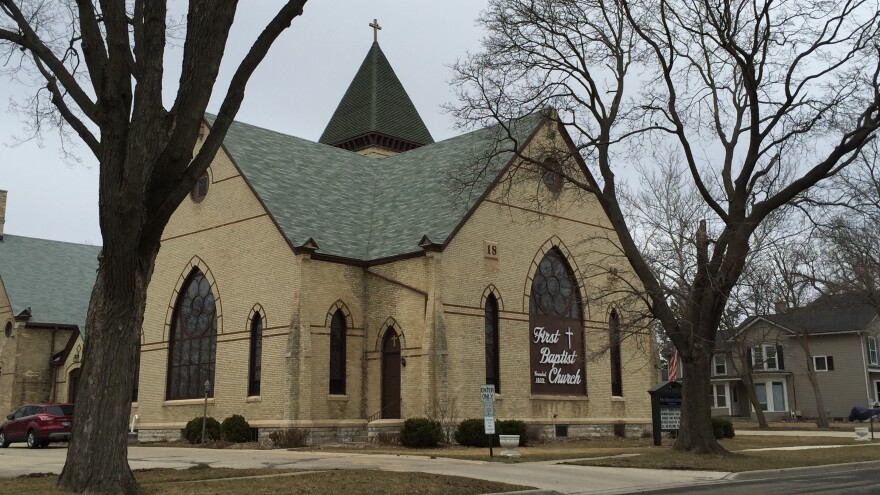 Walker moved to Delavan at the age of 10, when his father became pastor at the First Baptist Church.