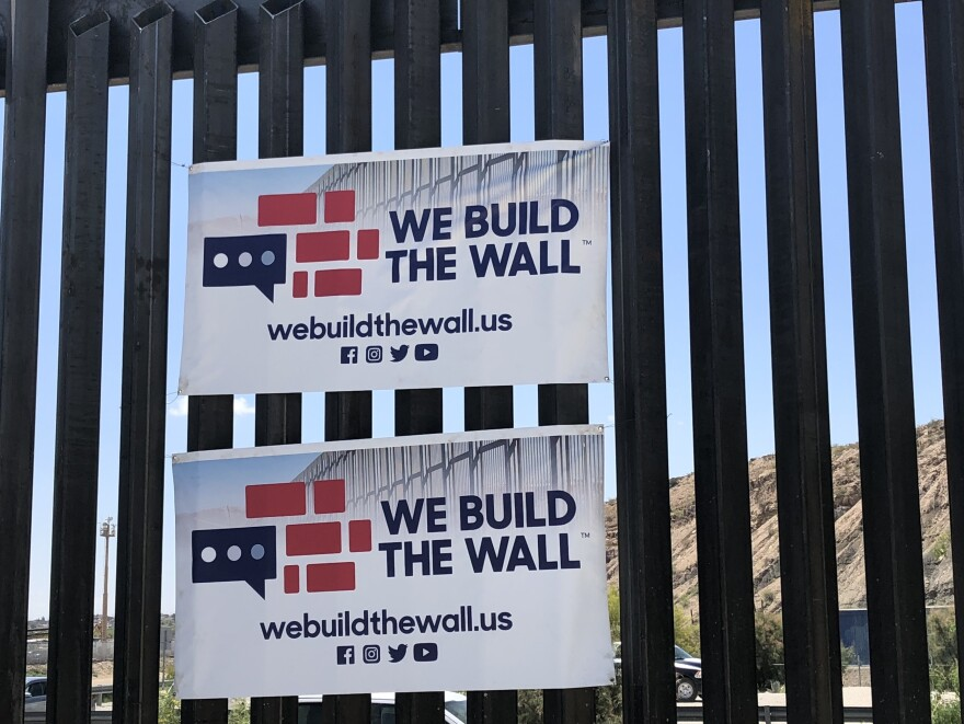 We Build The Wall says it has raised $23 million thus far for border wall construction.