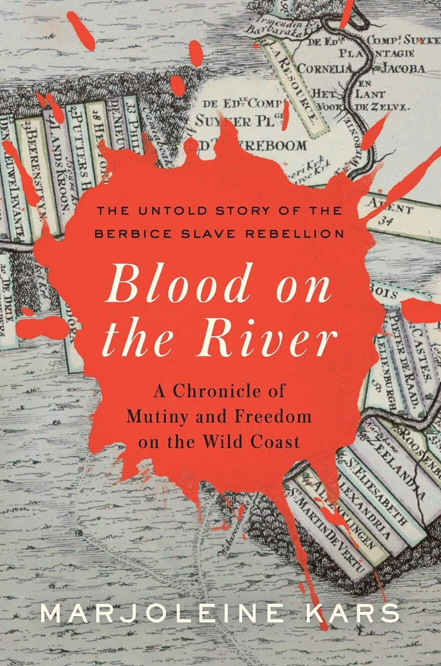 <em>Blood on the River: A Chronicle of Mutiny and Freedom on the Wild Coast,</em> by Marjoleine Kars