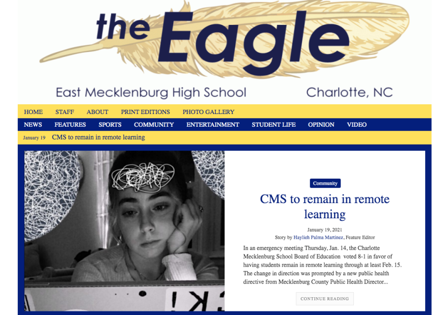 East Meck Eagle shot.png
