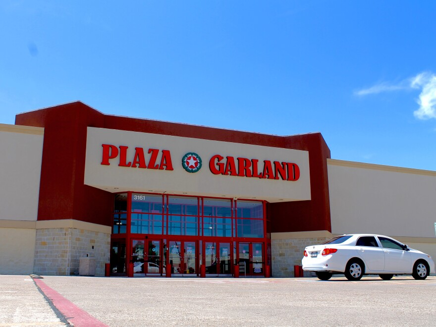 Garland officials struggled for more than a decade to revitalize the commercial center where Plaza Garland now stands before the marketplace opened in 2017.