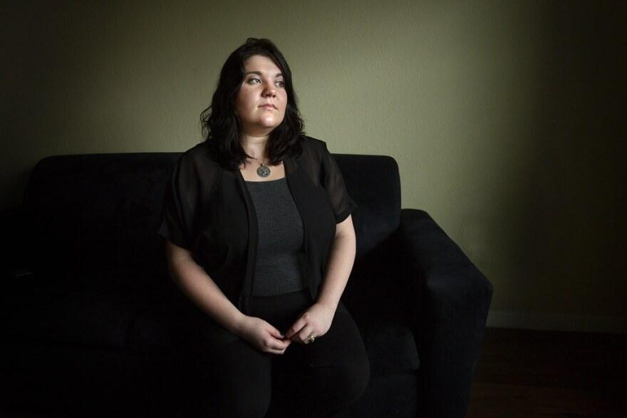 Marina Garrett, sexual assault survivor