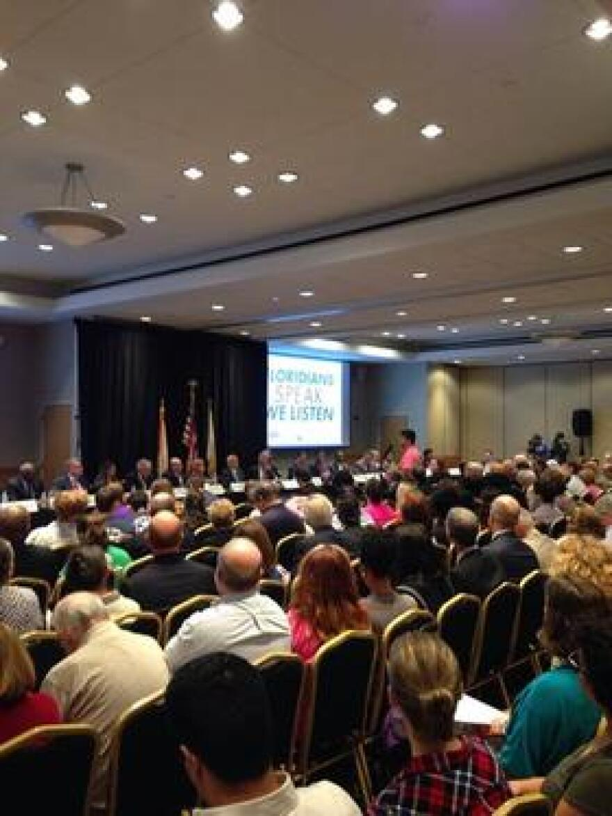 The CRC meeting in Orlando saw roughly 400 attendees.