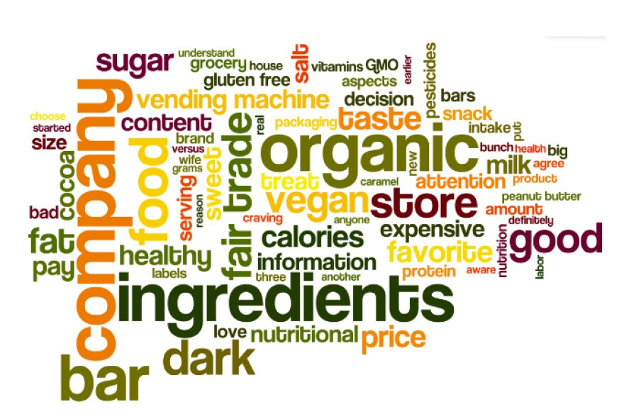 "Among the focus groups of 26- to 35-year-olds, words like ""organic"" and ""fair trade"" came up more frequently."
