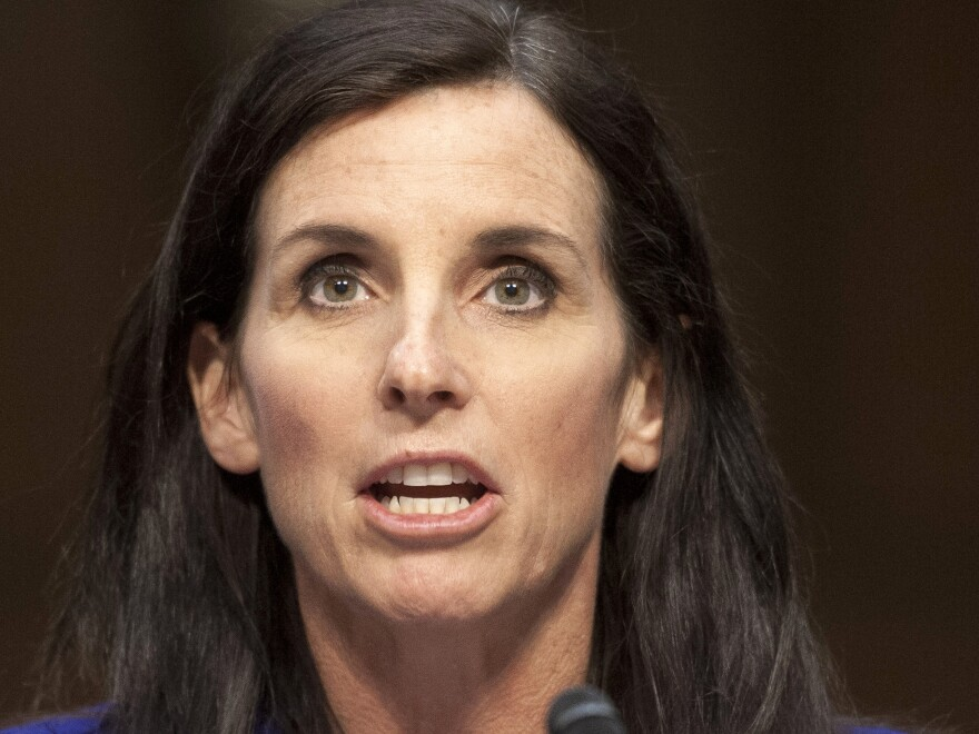 Republican Martha McSally is running for the Arizona House seat once held by Gabby Giffords.