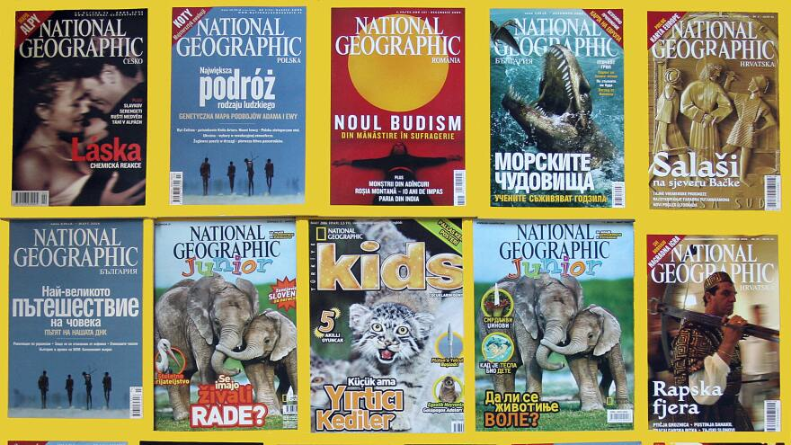After decades as a nonprofit, <em>National Geographic</em> magazine will become part of a new media company, in which 21st Century Fox owns 73 percent and the National Geographic Society owns 27 percent.