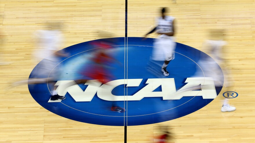 The NCAA has long argued that it was converting revenues, such as the $1 billion from the men's basketball tournament, into scholarships and other opportunities for students.