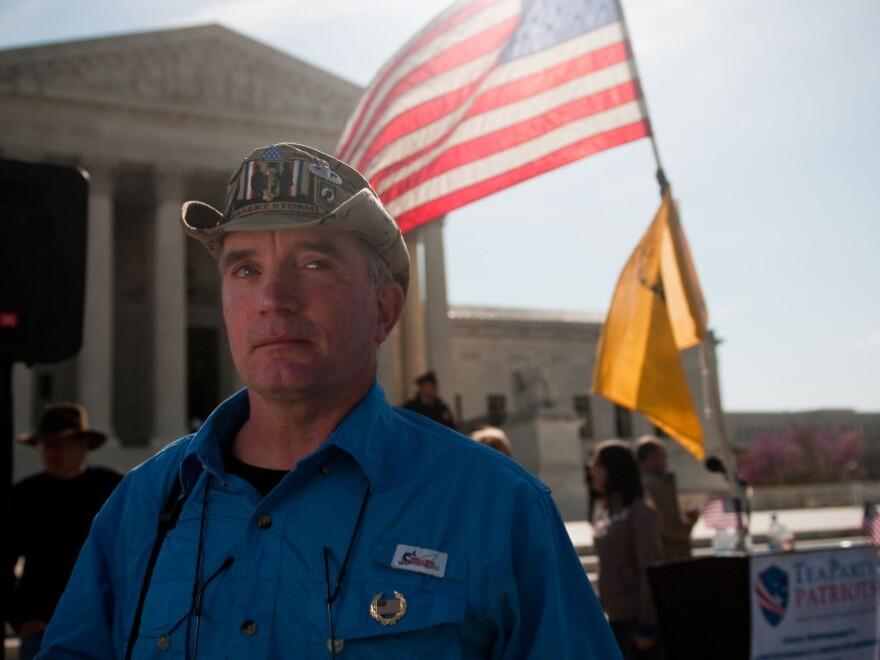 Gregg Cummings, 47, of Lamoni, Iowa