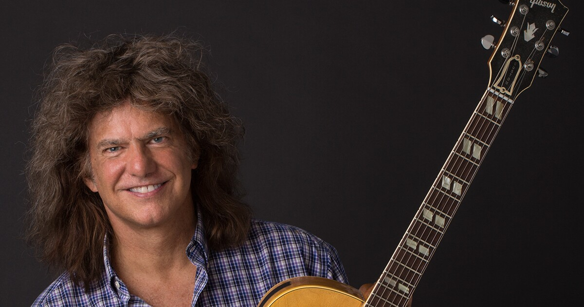 50 Years Into An Illustrious Career, Jazz Great Pat Metheny Still Starts Each Day At Zero