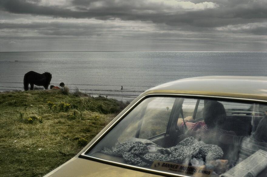 County Kerry, West Coast, Ireland, 1988.