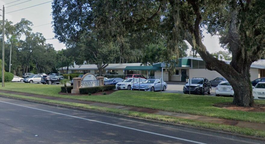 At Braden River Rehabilitation Center in Bradenton, 13 residents and one staff member have died after testing postive for COVID-19.