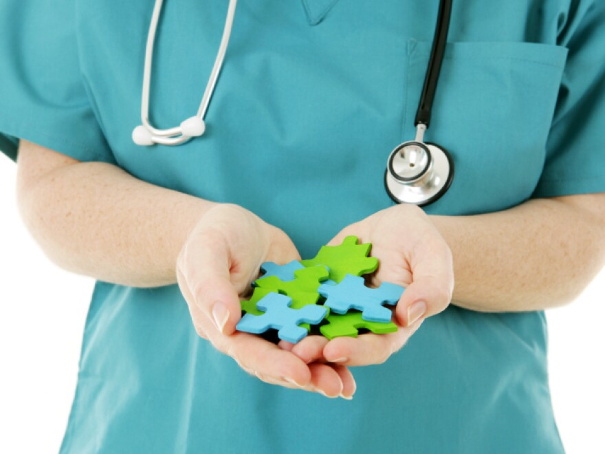 Insurance coverage is only one part of the health puzzle.