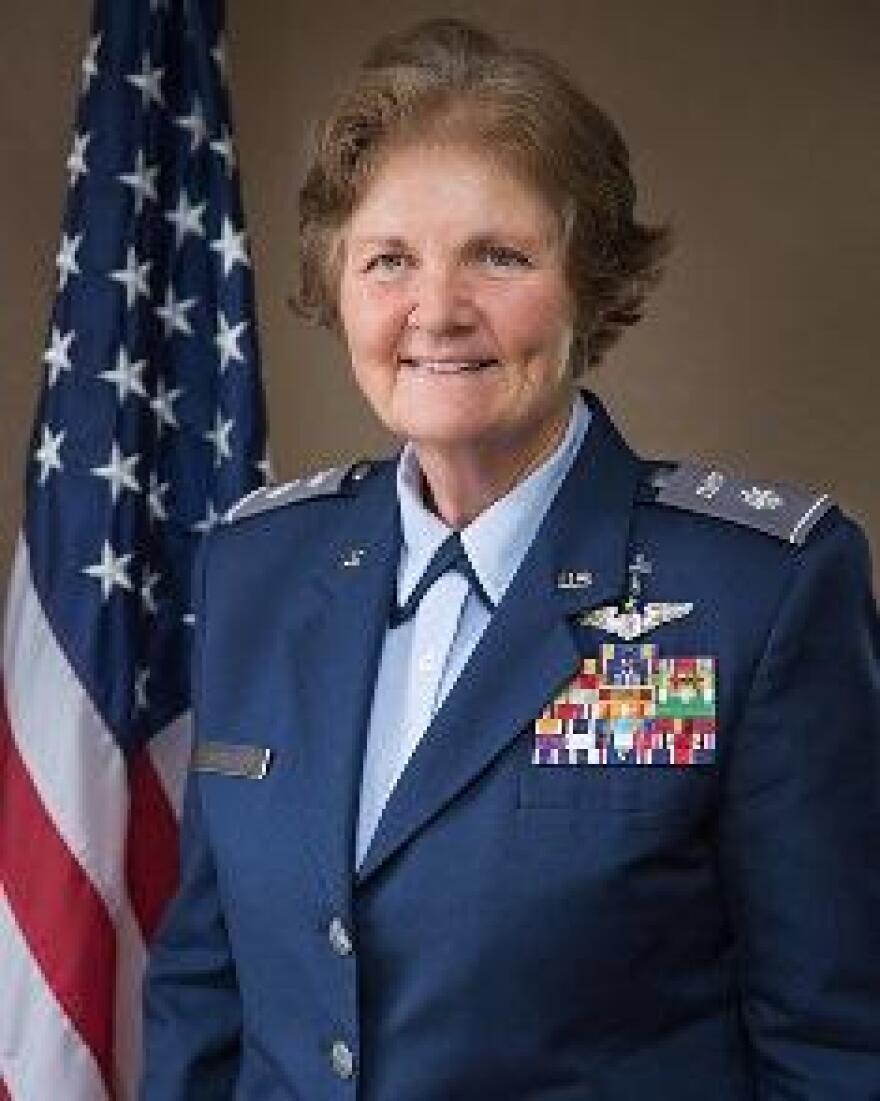 Chaplain Linda Pugsley