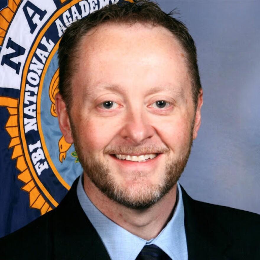 Photo of Kevin Gillilan.