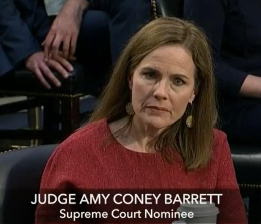 Amy Coney Barrett