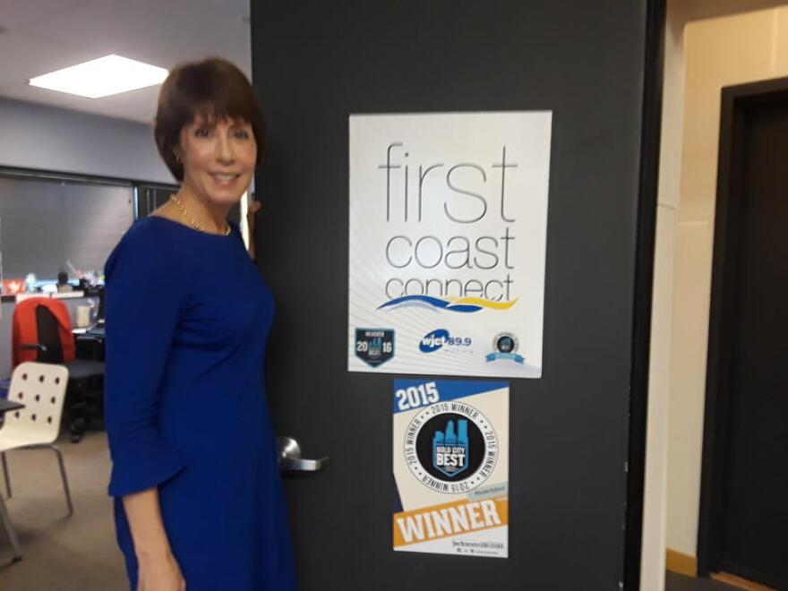 Candidate for Florida Governor Gwen Graham appeared Wednesday on WJCT's First Coast Connect.
