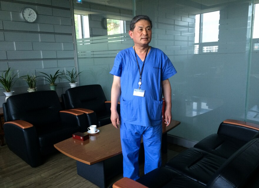 Dr. Hwang Woo Suk founded Sooam's dog cloning service. But he is better known for announcing in 2004 that his research team had cloned the first human embryos. Other scientists found that claim to be fraudulent.