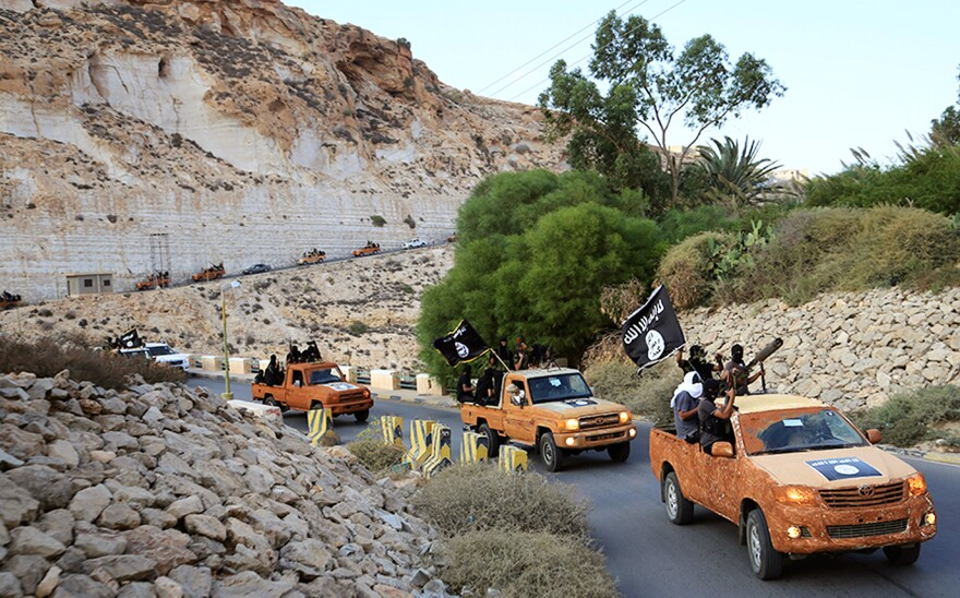 The Islamic Youth Council in Derna, in eastern Libya, is among the local militant groups from Egypt to Libya that have reportedly pledged allegiance to the self-proclaimed Islamic State.