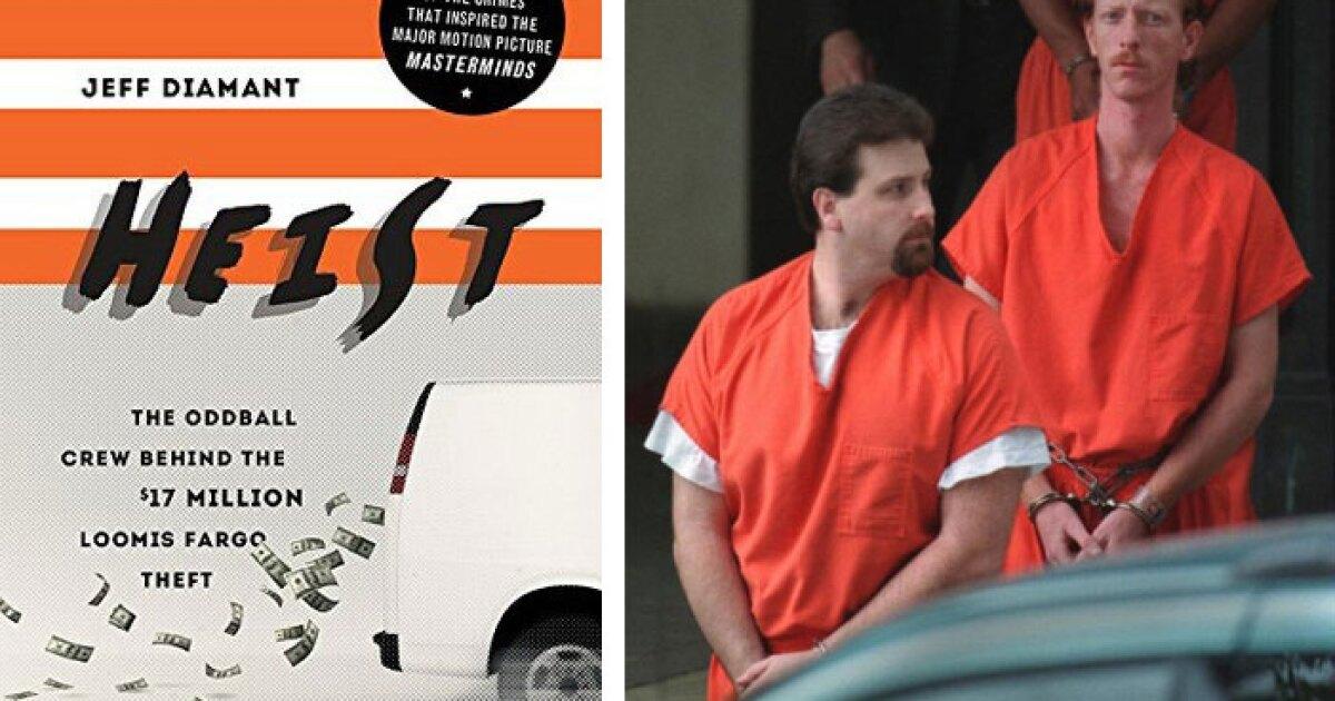 Heist The True Story Of Charlotte S 17 Million Loomis Fargo Theft Wfae 90 7 Charlotte S Npr News Source